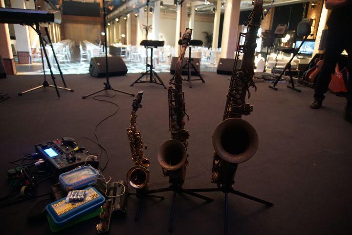 Saxofone Liveband